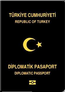 Diplomatik Pasaport