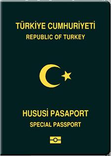 Hususi Pasaport